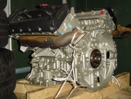 Jaguar XKR/8 Motor V8 4.0 Gereviseerd